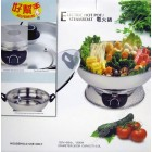 HELPERWARE - ELECTRIC HOTPOT/STEAMBOAT (30CM / 1500W / PARTITION OPTION)