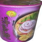 DRAGONFLY - INSTANT NOODLES - Artificial Onion Flavor Bowl