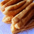 CHEF HON - FRIED CHINESE TWIST CRULLERS (8OZ)