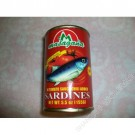 MASAGANA - 番茄汁辣味沙丁鱼(罐)
