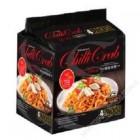 新加坡产 百胜厨 - 新加坡辣椒螃蟹拉面(4包装)星架坡 香辣蟹