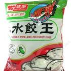 味全 - 水饺王系列 蔬菜猪肉韭菜水饺(595G)