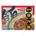 味全 - 咖喱鸡肉饭(冷冻)