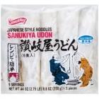 韩国产 白菊牌 -  讃岐屋 鲜冻日本风味乌冬面(2.75磅 / 5 片装)