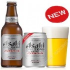 朝日 - 非酒精性啤酒