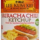 李锦记 - 是拉差辣椒番茄酱(18.5 OZ)