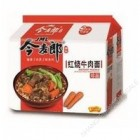 今麦郎 - 红烧牛肉弹面 ( 整箱 / 30包 )