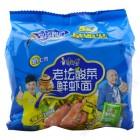 康师傅 - 老坛酸菜鲜虾面 (五连包)