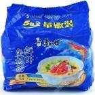 康师傅 - 鲜虾鱼板面 (五连包)