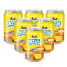 康师傅 - 冰红茶-柠檬口味(24罐 / 箱)