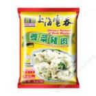 嘉嘉 - 上海云吞 荠菜猪肉(1LB)