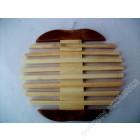 苹果型隔热木垫