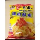 嘉嘉 - 港式雞肉鲜虾雲吞