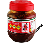 JC - PIXIAN BROAD BEAN SAUCE w/ RED OIL (1200G)