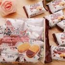 CHIAO-E - 北海道风味巧克力夹心饼(18粒)