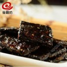 JMF - DRIED TOFU SNACK / SPICY BEAN CURDS FLV