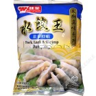 味全 - 水饺王 - 美加真味系列 - 鲜虾韭菜水饺