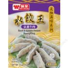 味全 - 水饺王 - 美加真味系列 - 京葱牛肉