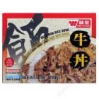 味全 - 牛丼饭、牛肉饭、照烧牛肉饭、日式牛肉饭(冷冻)
