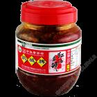 鹃城牌 - 红油豆瓣 绿色食品标志 500G