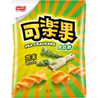 台湾产 联华食品 - 可乐果 豌豆酥(台式香酥鸡、海苔、芥末、九层塔)