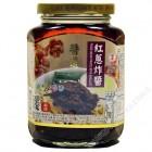 台湾产 华南酱道 - 红葱炸酱(369克)