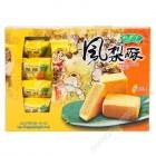 台湾产 竹叶堂 - 综合酥:凤梨酥、芒果酥、释迦酥、绿茶酥(250G)