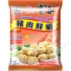 嘉嘉 - 熟云吞 猪肉鲜虾 (冷冻 / 1磅)