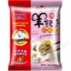 大大 - 羊肉红萝卜饺子 正北方口味(18OZ)