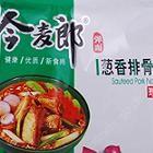 今麦郎 - 葱香排骨弹面 珍品 (5连包)
