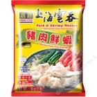 嘉嘉 - 上海云吞 猪肉鲜虾(冷冻 / 1磅)
