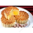 新食代--双黄白莲蓉月饼